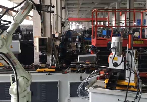 自動彎管機廠家如何提高產品質量