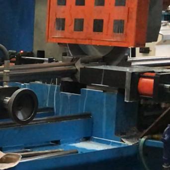 自動切管機生產線(單次切管3米)視頻