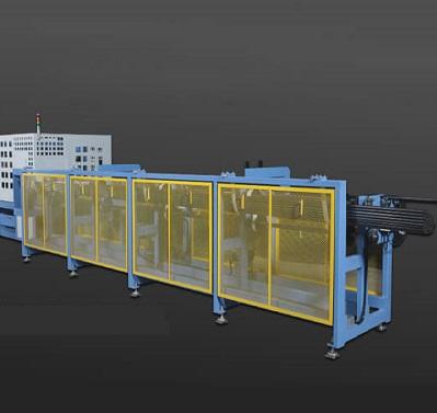 標準自動切管機生產線視頻