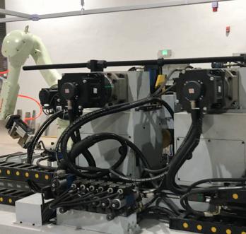 40型伺服自動雙彎機視頻