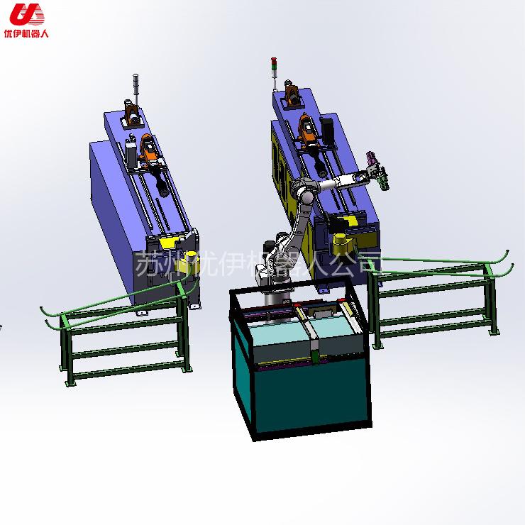 川崎機器人配標準全自動彎管機