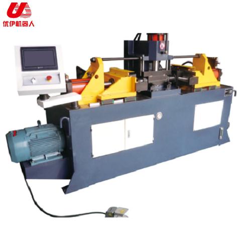 UE-TM80A雙頭伺服換模管端成型機