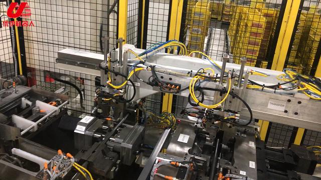 直管自動沖孔自動縮管自動打標生產線