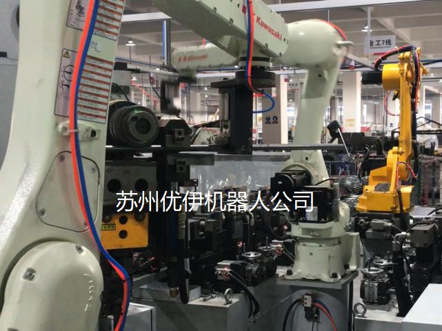 川崎工業機器人在管材加工領域自動化集成項目推廣方案