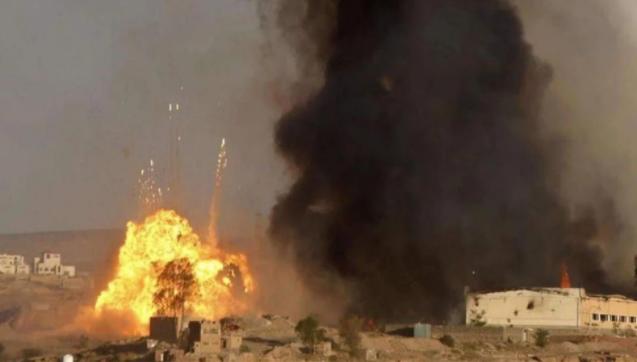 伊朗連續發射導彈大批油罐被炸成火球