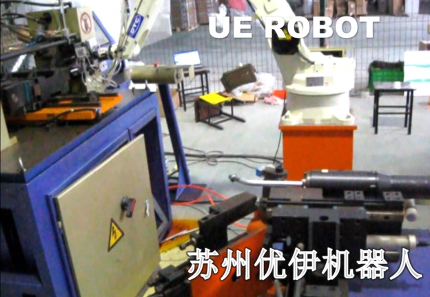張家港彎管機自動化生產案例